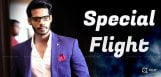 nikhil-gowda-charter-flight-to-siima