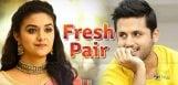 Nithiin-To-Romance-Keerthy-Suresh