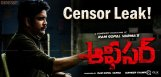 officer-movie-censor-report-details