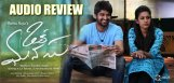 niharika-oka-manasu-movie-audio-review