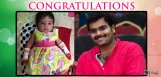 director-pavan-sadineni-blessed-with-baby-girl