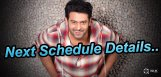 prabhas-20-th-movie-2nd-schedule-details