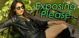 pragya-jaiswal-exposing-details