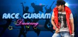 Bunny-Dancing-for-Race-Gurram-in-Annapoorna-Studio