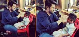 Ram-Charan-Fun-With-Sneha-Son-Vihaan