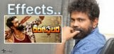 sukumar-rangasthalam-problems-for-syeraa