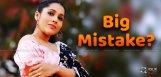 Rashmi-Gautham-Admits-Her-Big-Mistake