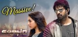 saaho-massive-collections