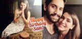 Chai-Bakes-Cake-for-Samantha-BirthDay