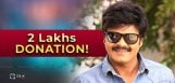 comedian-sapthagiri-donates-2-lakhs
