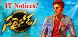 it-notices-to-sarrainodu-movie-makers