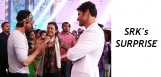 sharukh-meets-mahesh-babu-on-brahmotsavam-sets