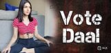 sherlyn-chopra-s-vote-daal-musical-song