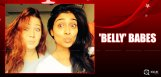 shriya-new-image-with-her-belly-dance-trainer