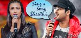Shruthi-Hassans-special-attraction-for-Race-Gurram