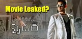 Spyder-movie-online-leaked