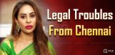 sundar-c-proceeds-legally-on-sri-reddy-comments
