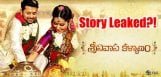 nithiin-srinivas-kalyanam-story-leaked