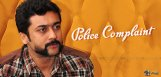 prem-kumar-lodges-complaint-against-suriya