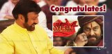 balakrishna-congratulates-chiru-sye-raa
