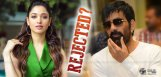 tamannah-reject-raviteja-trinadha-rao-movie