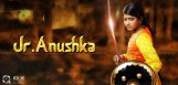 ulka-gupta-as-junior-anushka-in-Rudhramadevi
