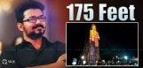 vijay-175-feet-in-kollam-kerala-details