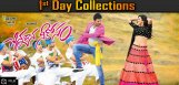chinnadana-neekosam-first-day-collections-report