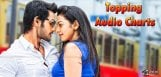 aadi-rakul-preet-rough-song-topping-audio-charts