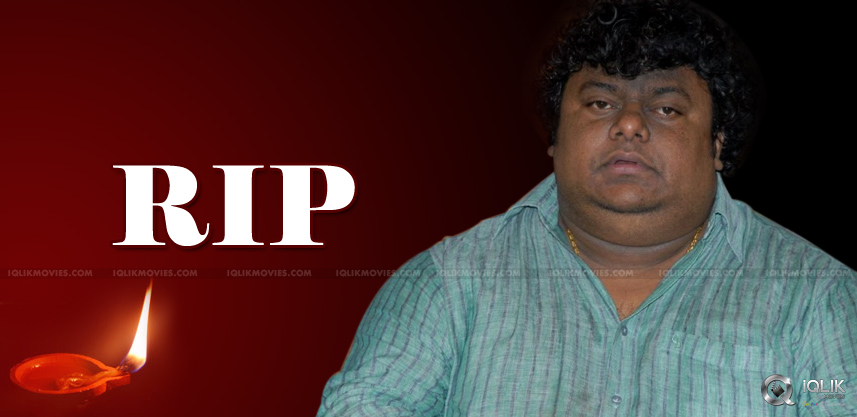 music-director-chakri-has-passed-away