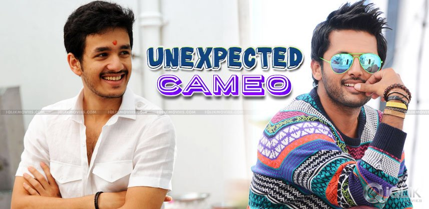 nitin-cameo-in-akhil-debut-film
