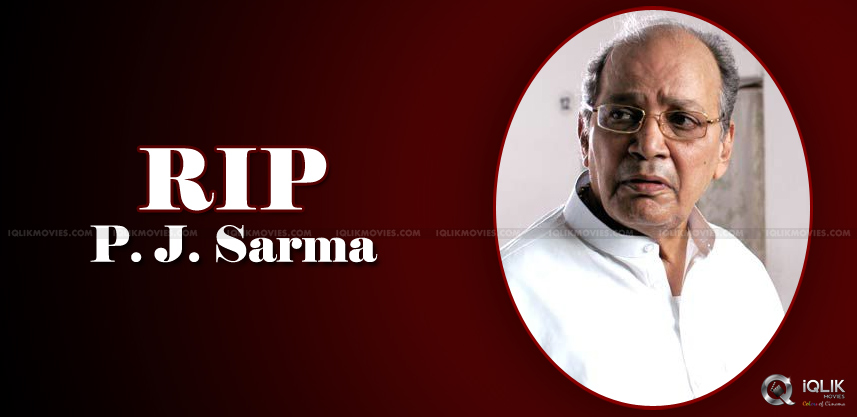 sai-kumar-lost-his-father-p-j-sharma
