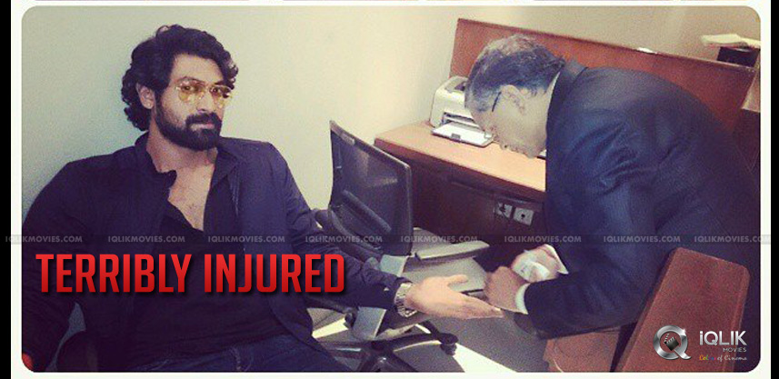 rana-terribly-injured-himself