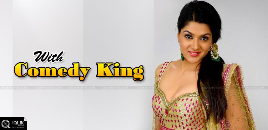 sakshi-chowdary-film-with-allari-naresh