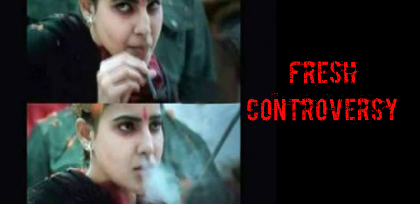 protest-on-samantha-smoking-act-in-10endrathukulla
