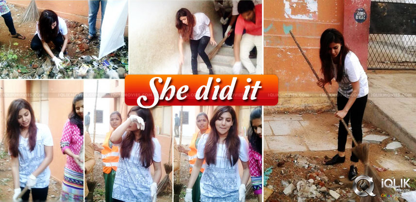 samantha-did-swachh-bharat-before-pawan-kalyan