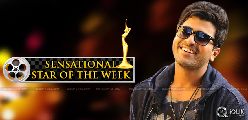 sharwanand-is-iqlik-sensational-star-of-the-week