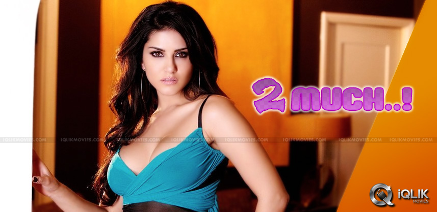 sunny-leone-remuneration-for-current-teega-film