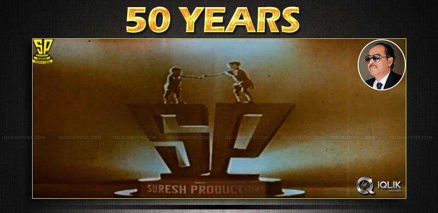 suresh-productions-banner-completes-50years