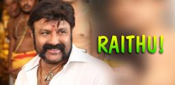 Balakrishna Turns Farmer For His Next