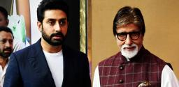 Amitabh Bachchan And Abhishek Bachchan Tested Positive For COVID-19