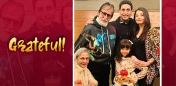 Amitabh & Abhishek Still In Hospital; Big B Thanks Everyone For The Concern