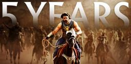 Baahubali Turns 5 Today; Fans Showers Love On Social Media