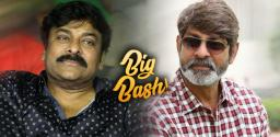 Jagapathi Babu To Lock Horns With Megastar