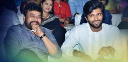 Vijay Devarakonda In Megastar Chiranjeevi's Next?