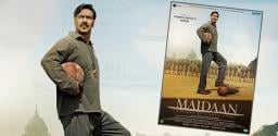 Ajay Devgn's Maidaan Releasing For Independence Day