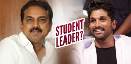 allu-arjun-to-become-a-student-leader