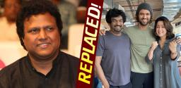 Mani Sharma Out Of Vijay Devarakonda's Fighter