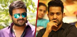 Manchu Manoj To Lock Horns With Jr NTR!?