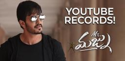 akhil-akkineni-movie-mr-majnu-youtube-views-record